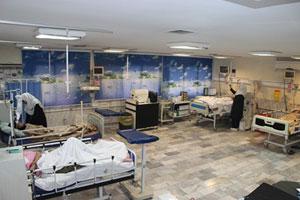 دیالیز بیمارستان بهشتی کاشان
