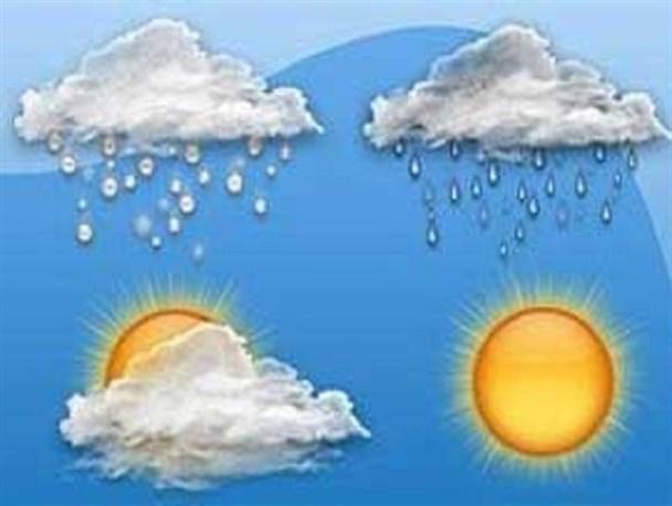 تصویر افزایش دمای هوا و ورود موج جدید گرما به کاشان