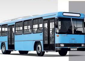 تصویر تجهیز ۱۰۰ درصدی ناوگان اتوبوسرانی کاشان به سامانه سرمایشی