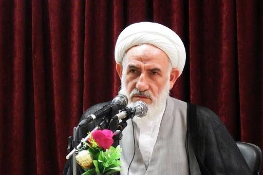 تصویر آیت الله عباسعلی سلیمانی نماینده ولی فقیه و امام جمعه جدید کاشان شد