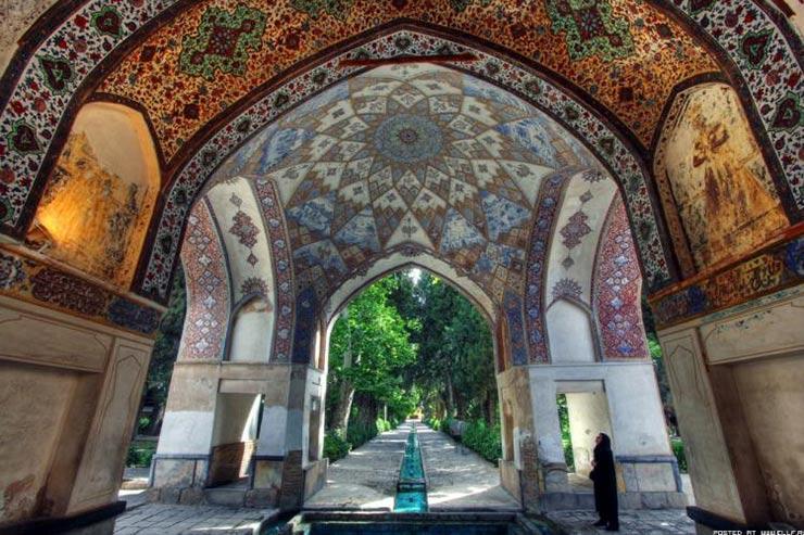 تصویر تعطیلی تمامی مراکز گردشگری کاشان در تاسوعا و عاشورای حسینی
