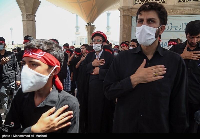 تصویر مراسم عزاداری امام حسین(ع) در اردستان باشکوه برگزار شود