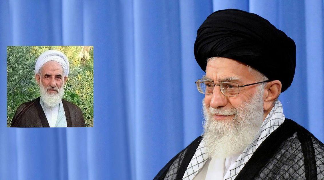 تصویر نماینده ولیفقیه و امام جمعه کاشان با حکم رهبر انقلاب اسلامی منصوب شد