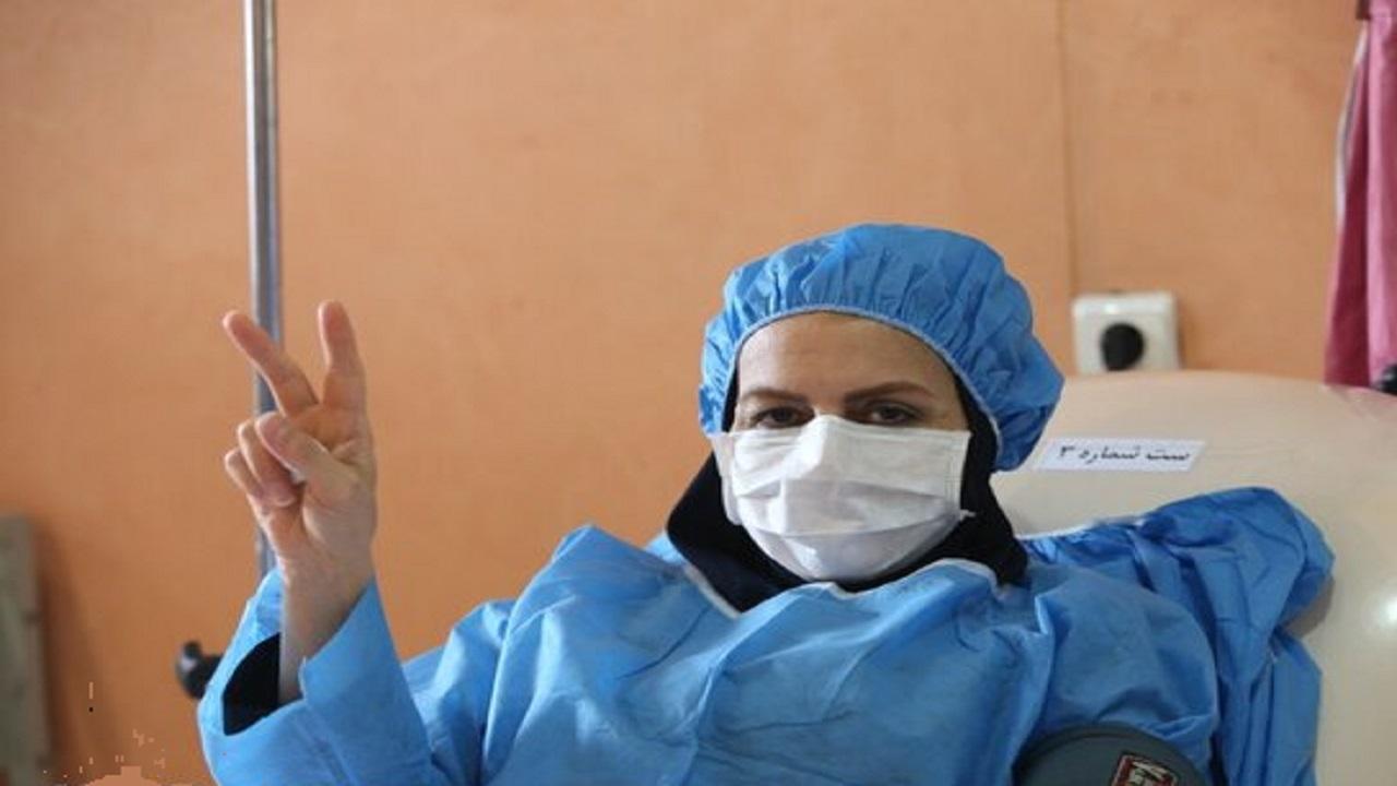 تصویر هیچ فوتی مادر باردار در اثر کرونا در منطقه کاشان نداشته ایم