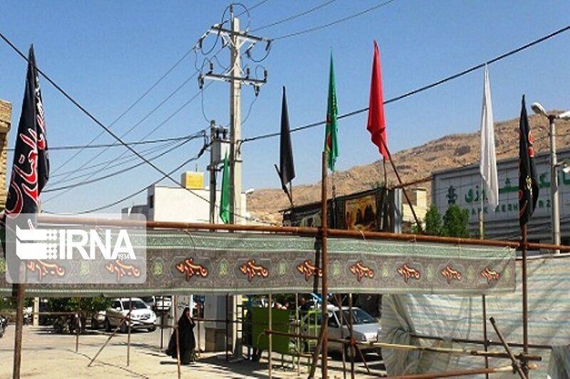 تصویر ۱۸۶ حسینیه و مسجد در کاشان نقص سیستم برقکشی دارد