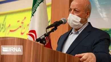 تصویر استاندار : بزرگترین نگرانی اصفهان کمبود آب است