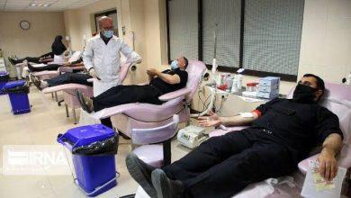 تصویر افزایش ۱۰ درصدی اهدای خون در کاشان در روز تاسوعا و عاشورا