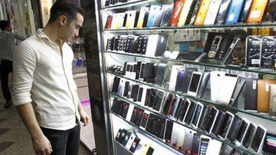 تصویر افزایش ۳۰ تا ۴۰ درصدی قیمت انواع تلفن همراه در طول یک هفته اخیر