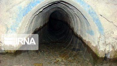 تصویر بازسازی ۱۷ رشته قنات کاشان از جمله خبرهای کوتاه اصفهان است