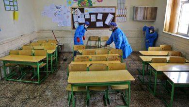 تصویر برگزاری کلاسهای مدارس در کاشان از فردا به صورت نیمه حضوری است