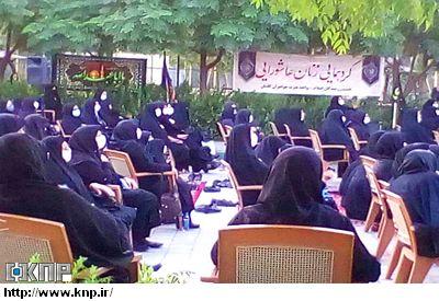 تغییر کاربری  مجموعه تفریحی ورزشی شهربانو  به حسینیه عزاداران بانوان حسینی کاشان