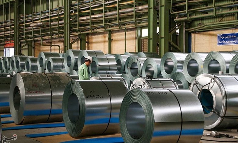 جهش تولید فولاد در منطقه کاشان با اجرای طرح توسعه فولاد امیرکبیر / طرح توسعه 2 ساله تکمیل میشود+فیلم