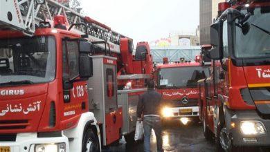 تصویر روایتی از مشکلات آتشنشانان در نطنز/ یک ایستگاه آتشنشانی برای 15 هزار نفر جمعیت