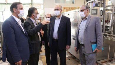 تصویر معاون استاندار: سفره واحدهای صنعتی راکد اصفهان جمع میشود