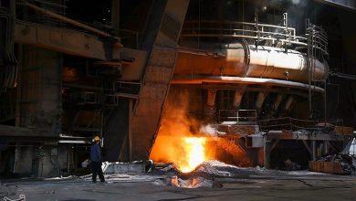 تصویر کاشان| ایران در تولید آهن اسفنجی در رتبه نخست دنیا قرار گرفت / صعود یک پلهای کشور در تولید فولاد