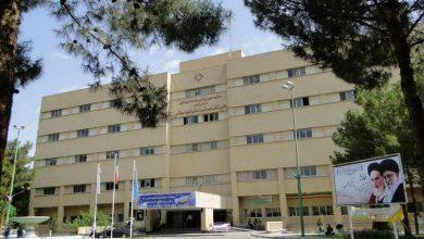 تصویر یک هیات هزینه توسعه بخشی از بیمارستان شهیدبهشتی کاشان را تقبل کرد