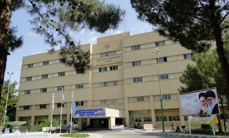یک هیات هزینه توسعه بخشی از بیمارستان شهیدبهشتی کاشان را تقبل کرد