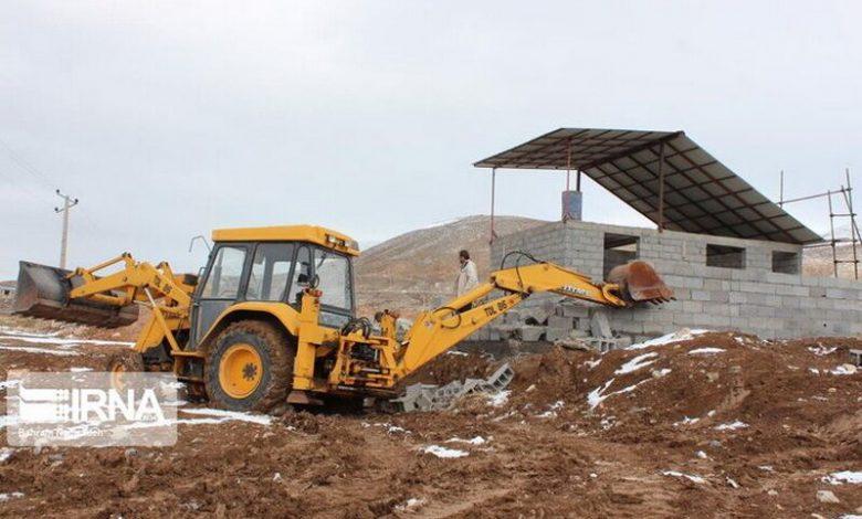 ۲۸ هزار مترمربع زمین در کاشان آزادسازی شد