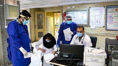 تصویر 10 درصد از بیمارستانهای منطقه کاشان به بیماران کرونایی اختصاص مییابد