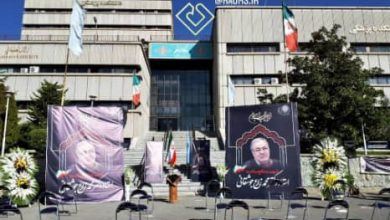 تصویر اعلام جزئیات مراسم تشییع پیکر شهید مدافع سلامت دکتر محمد زارع جوشقانی