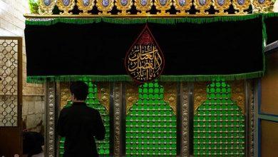 تصویر برنامههای تجمعی در بقاع متبرکه اردستان ممنوع شد/برگزاری مراسم در فضای مجازی