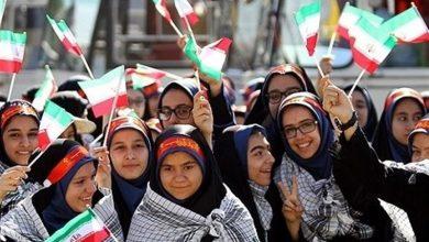 """تصویر برنامههای هفته بسیج دانشآموزی در اردستان اعلام شد/اجرای پویش """"همه با هم مرگ بر آمریکا"""""""