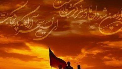 تصویر حسینیهای به وسعت کاشان؛ دیار دارالمومنین در چله شهادت سیدالشهداء به گونهای دیگر به سوگ نشست + فیلم
