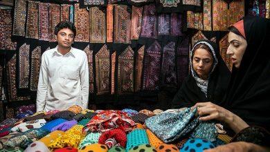 تصویر دوگانگی برخورد با کرونا در اردستان؛ بازار روز به چه قیمت همچنان فعال است؟