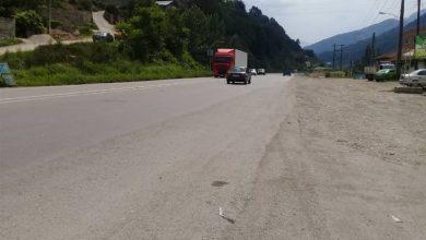 تصویر نطنز| وعده پشت وعده؛ اختلافی که مانع ساماندهی جاده مرگ میشود