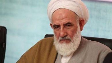 تصویر نماینده ولی فقیه در کاشان شهادت دکتر محمد زارع را تسلیت گفت