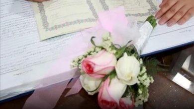 تصویر افزایش آمار ثبت ازدواج در کاشان در تاریخ ۹۹/۹/۹