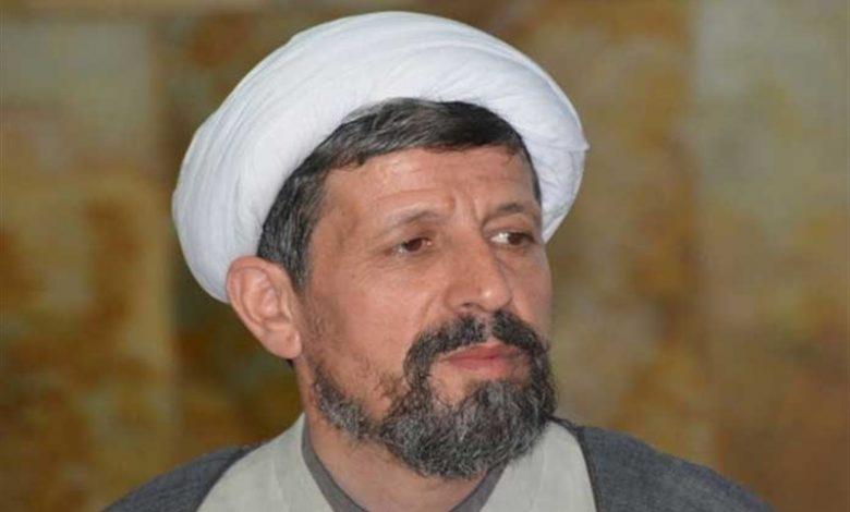 امامجمعه موقت منطقه اردهال کاشان دار فانی را وداع گفت