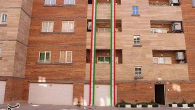تصویر پروژه 50 واحدی خیرساز کاشان با حضور وزیر راه افتتاح شد