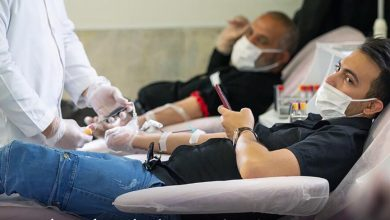 تصویر کاشانیها، رکورددار اهدای خون در استان اصفهان هستند