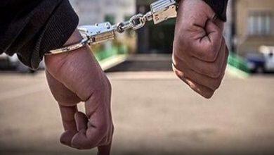 تصویر ۶  شرور فضای مجازی در کاشان دستگیر شدند