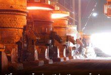 تصویر صنایع آببری مانند فولاد و ذوب آهن چون آتش بر پیکر نیمهجان مناطق خشک و بیابانی است
