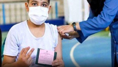 تصویر واکسیناسیون دانشآموزان از فردا تا ۲۲ مهر در کاشان آغاز میشود